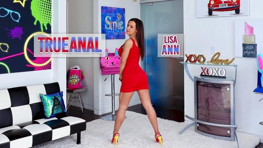 Lisa Ann, Mike Adriano Team Up for True Anal - XBIZ.com