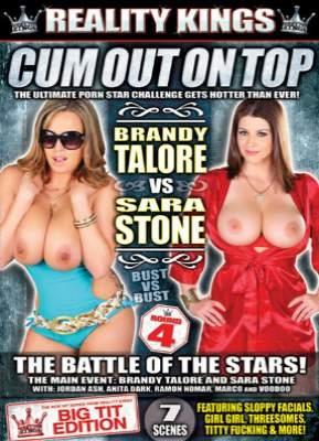 Cum Out On Top Brandy Talore Vs Sara Stone Xbiz Com