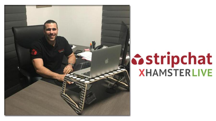 Jim Austin Puts Stripchat / xHamsterLive on the Cutting Edge