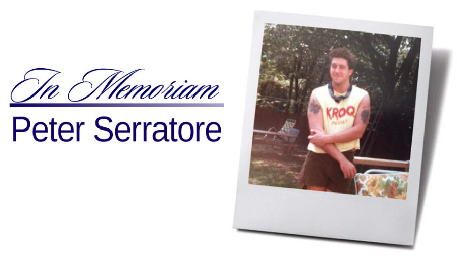 In Memoriam: Peter Serratore Remembered as Team Player, Loyal Supporter
