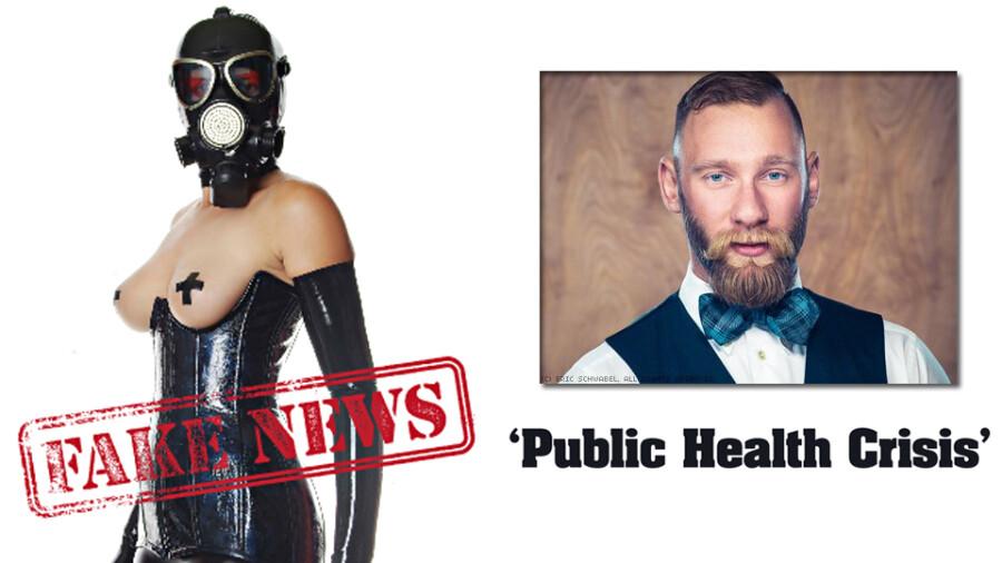 Porn 'Public Health Crisis' Is False, Dangerous