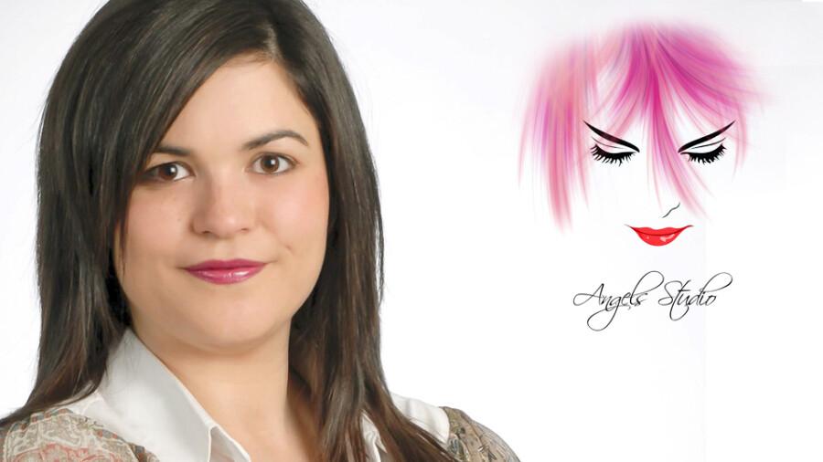 Sílvia Unfurls Models' Wings at Angels Studio