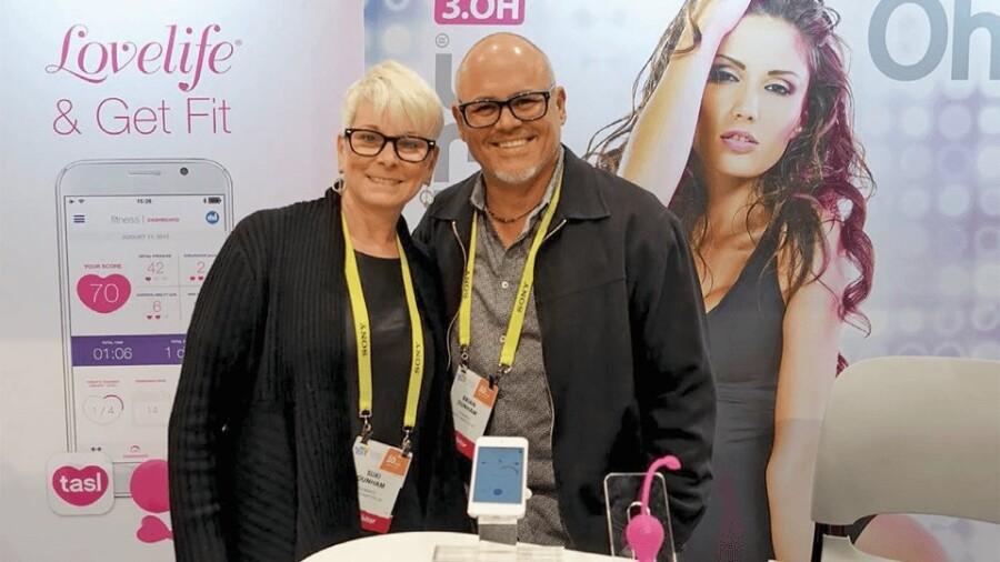 Ohmibod Creators Brian and Suki Dunham Share Brand Story
