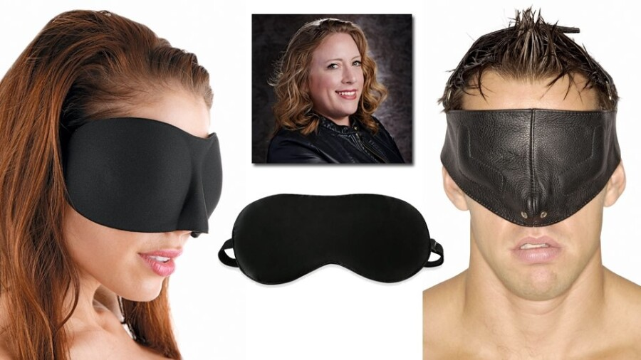 From Soft Bondage to Extreme BDSM, Blindfolds Are a Must for Enhanced Play