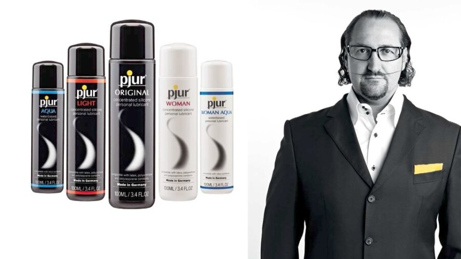 pjur CEO Alexander Giebel Brings German Quality to the Masses