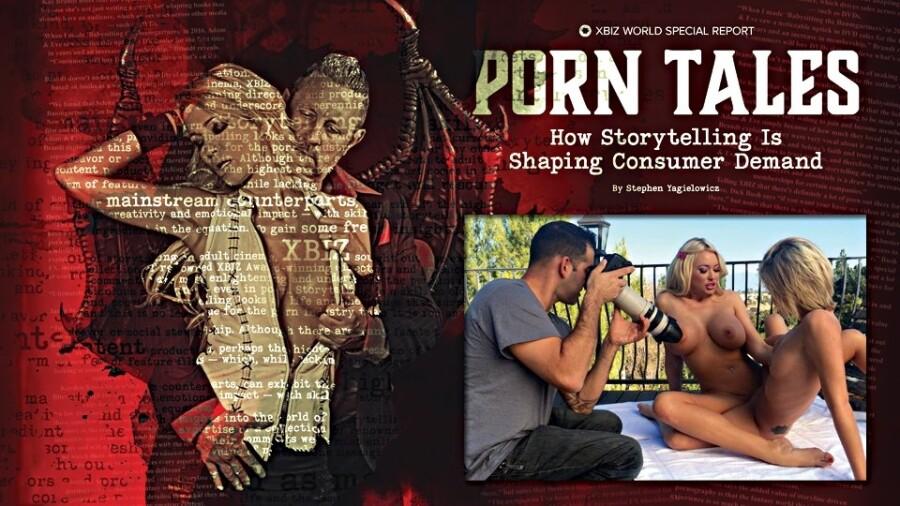 Storytelling Porn