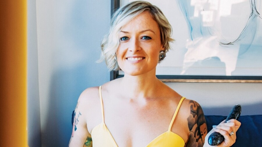 Anne Hodder Discusses New 25-Hour Sex-Ed Course for Businesses