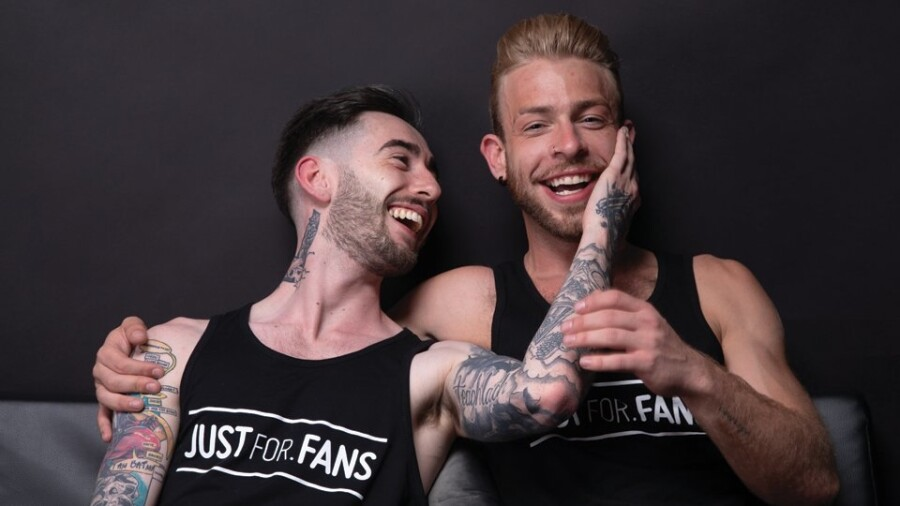 Q&A: JustFor.fans Founder Dominic Ford Reveals Grand Plans