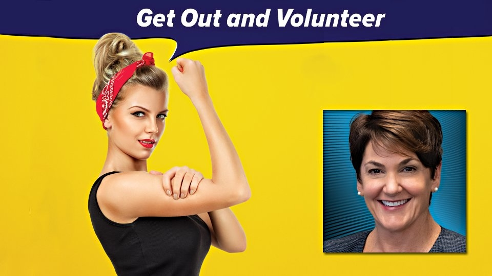 Ready to Volunteer for an Industry Advocacy Group?