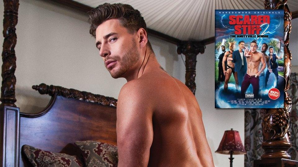 Sneak Peek: Still 'Scared Stiff' With NakedSword's Sequel 'The Amityville Whore'