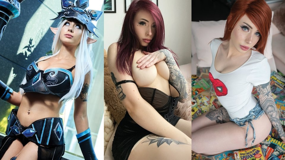 Q&A: Elise Laurenne Reigns as Best Cosplay Cam Model