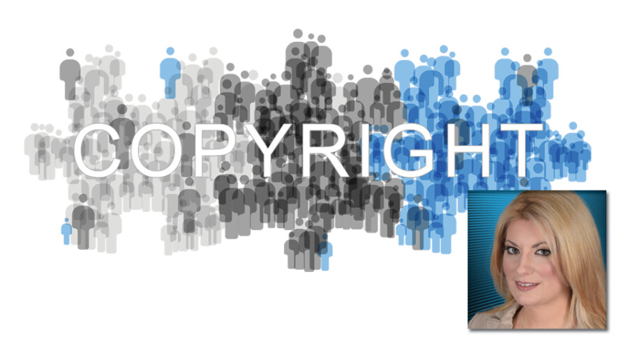 The Anatomy of Content Copyright