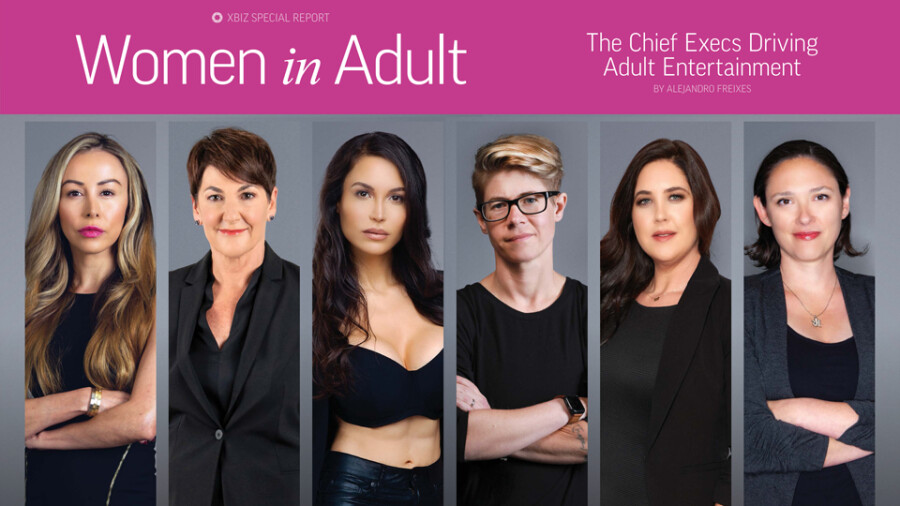 Women in Adult: The Chief Execs Driving Adult Entertainment
