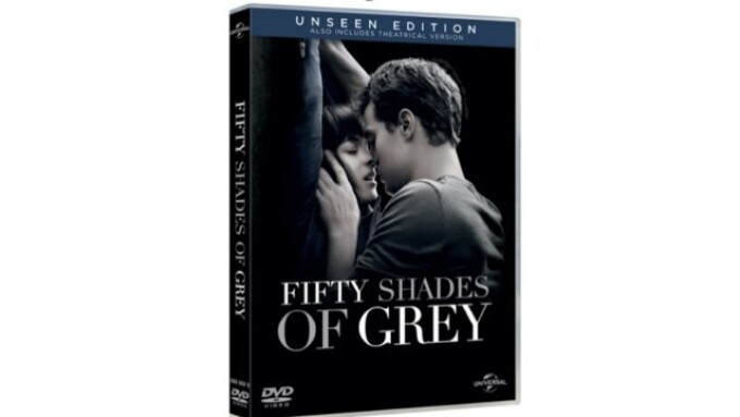 Eropartner Now Offering 'Unseen Edition' of 'Fifty Shades'