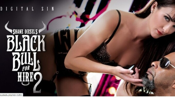 'Shane Diesel's Black Bull for Hire 2' Hits Street