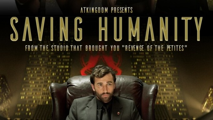 AMKingdom to Release Sci-Fi Epic 'Saving Humanity' in September