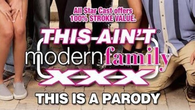 Hustler Video Streets 'This Ain't Modern  Family XXX'