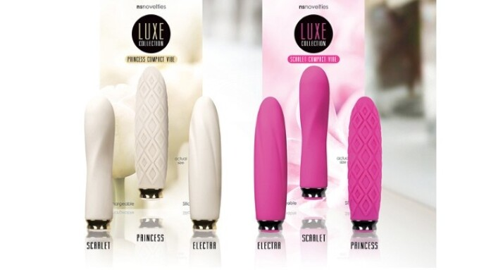 NS Novelties Releases New Luxe Vibes
