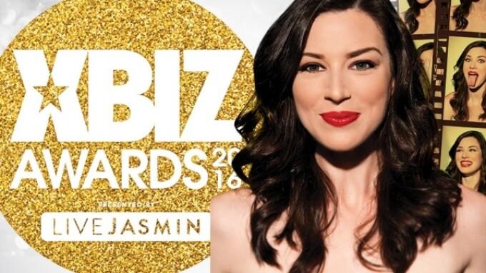 LiveJasmin Named Presenting Sponsor of 2016 XBIZ Awards