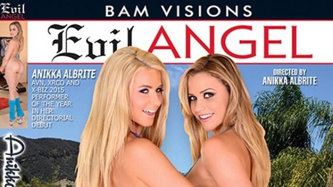 Anikka Albrite Makes Evil Angel Directorial Debut