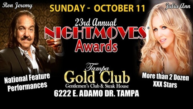 NightMoves Awards Winners Announced