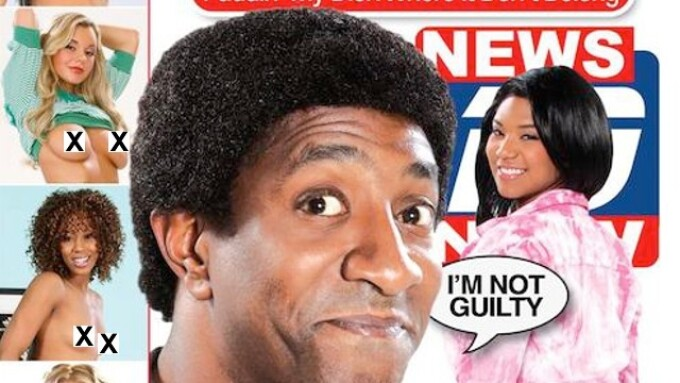 X-Play's 'Not Bill Cosby XXX' Ships