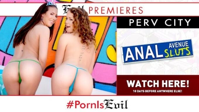 FameDollars Unveils 'Anal Avenue Sluts'