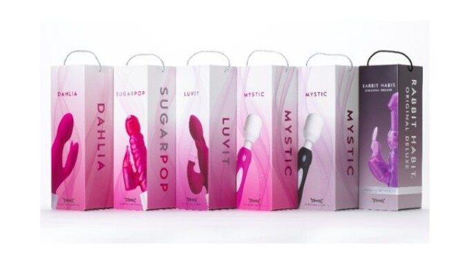 Vibratex Debuts New Packaging