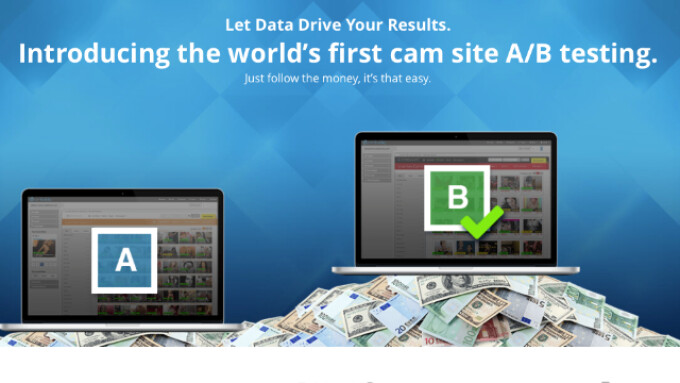 Streamate's Cambuilder Introduces New A/B Testing Tool