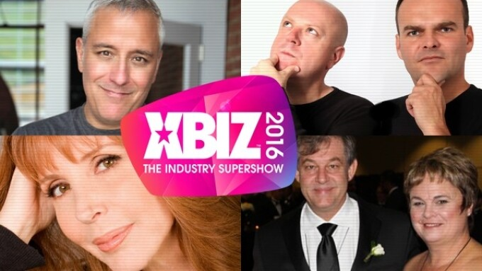 XBIZ Announces Visionary Keynote Speakers for XBIZ 2016