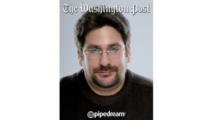 Pipedream's Nick Orlandino Featured in Washington Post
