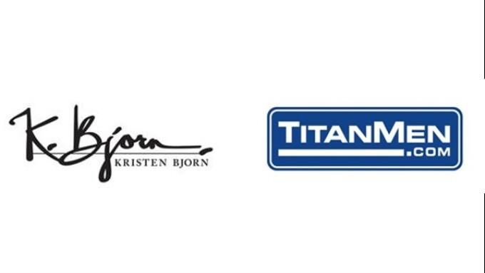 Kristen Bjorn, TitanMen Form Content Alliance