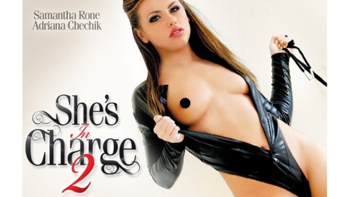Digital Sin Releases 'She's In Charge 2'