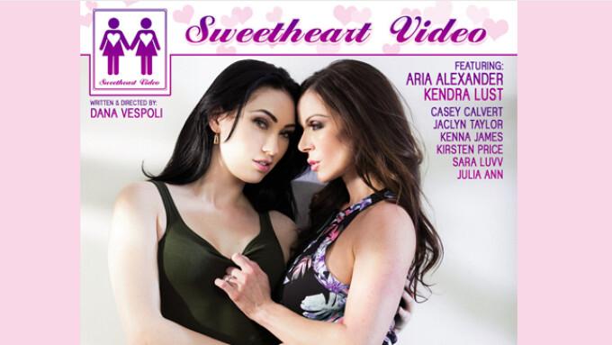 Mile High Media Debuts 8th 'Lesbian Adventures'