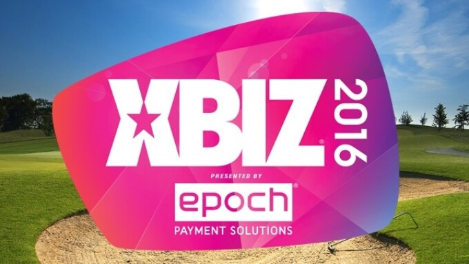 2016 XBIZ Show Golf Tournament Slated for Jan. 12