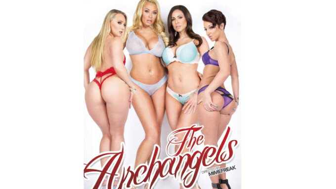 'The Archangels' Set for Release on New Year's Day