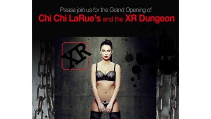 XR Brands Hosting 'Kinky Dungeon' at Chi Chi LaRue's Grand Reopening