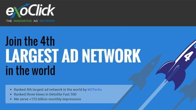 ExoClick Grows to 5 Billion Daily Ads