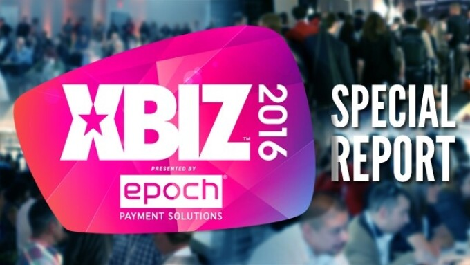 The 2016 XBIZ Show Puts Mobile, Traffic and Cams in the Spotlight