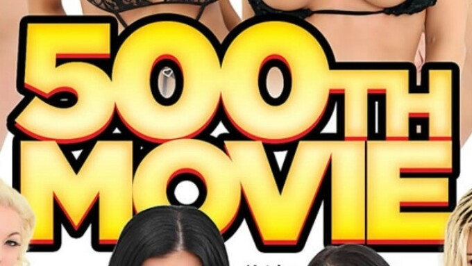Immoral Productions, Pure Play Release '500th Movie'