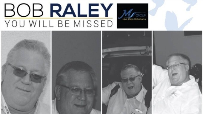 Live Cams Pioneer Robert Raley Dies