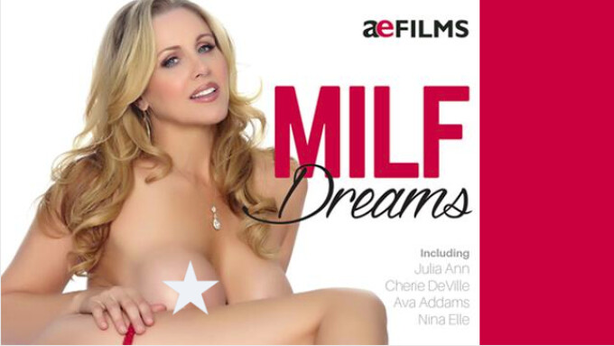 AE Films Unveils Holly Randall's 'MILF Dreams'