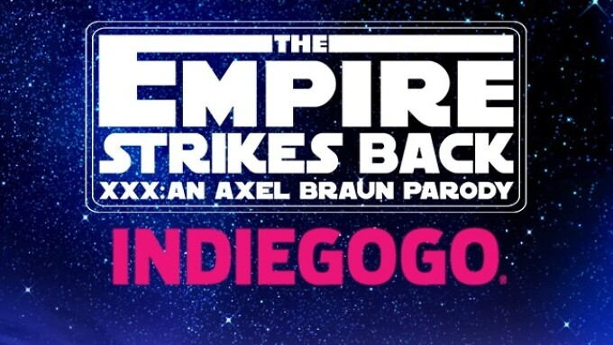 Axel Braun to Crowdfund 'The Empire Strikes Back XXX,' Release It for Free