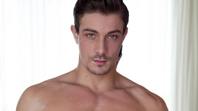 Avery Jones Marks His Debut as a CockyBoys Exclusive