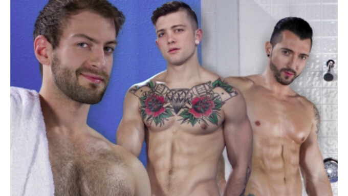 Falcon Studios, Hot House Release 'Towel Off'
