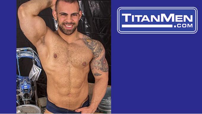 TitanMen Signs Lorenzo Flexx as Newest Exclusive
