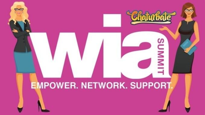 Chaturbate Sponsors 1st WIA Summit