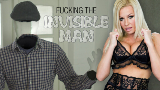 Video: Brazzers' 'Invisible Man' Parody Has 1st-Ever Floating Phallus
