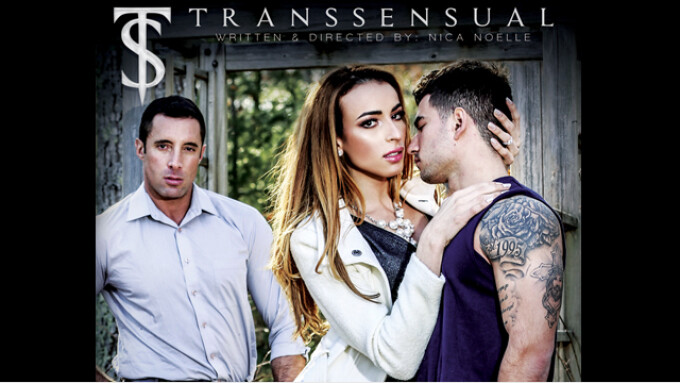 TransSensual Debuts New Series 'TS Stepmother'
