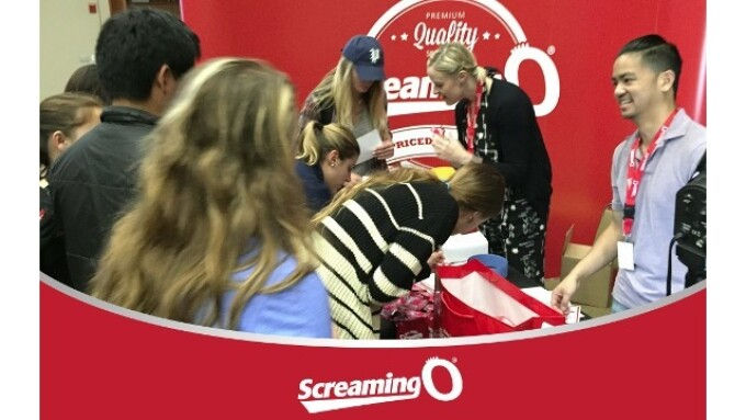 Screaming O Offers Sex Toys, Advice at UCLA Sextravaganza Event